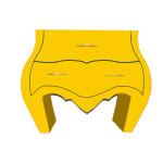 comoda holandesa amarillo